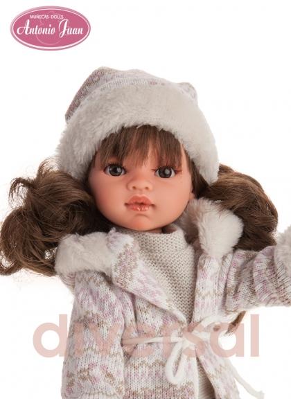 Emily Invierno Morena 33 Cm