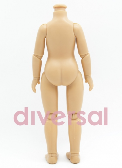 Cuerpo Articulado Caucásico