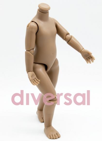 Cuerpo Articulado Mulato