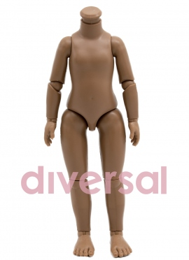 Articulated body for Negrita doll