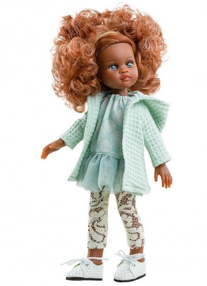 Nora Funky Con Vestido Verde 32 cm 2021