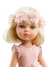 NOVELTY 2021 - PRE-RESERVATION - Shipping in mid-April - Claudia Funky With Pink Dress 32 cm