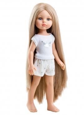 Carla Extra Long Hair In Pajamas 32 cm