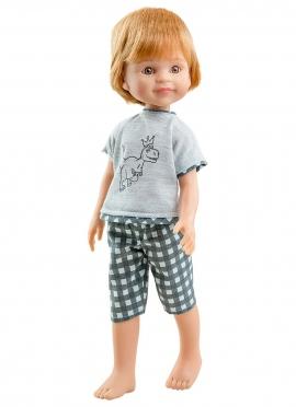 Dario En Pijama 32 cm