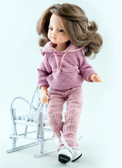 Liu Articulated With Fuchsia Set Paola Reina Las Amigas Dolls 32 cm