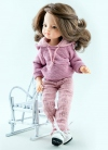 Liu Articulated With Fuchsia Set Paola Reina Las Amigas Puppen 32 cm