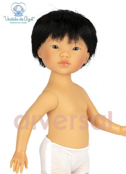 Muñecas Vestida de Azul Ediciones Especiales Muñecas sin ropa Kenzo Edición Especial 28 cm