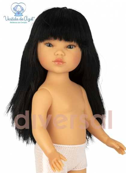 Umi Glattes Haar Mit Pony Special Edition 28 cm