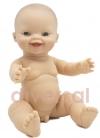 GORDI DESNUDO EUROPEO Muñecas Paola Reina los Gordis 34 Cm Bebes sin Ropa