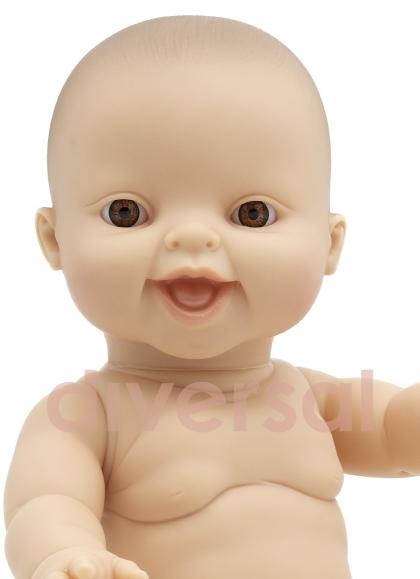 GORDI DESNUDO NIÑO EUROPEO Muñecas Paola Reina los Gordis 34 Cm Bebes sin Ropa