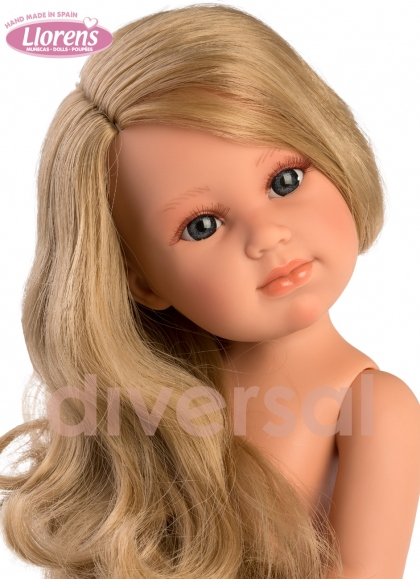 Sarah Special Edition 42 cm Dolls without clothes Llorens Without clothes 04202