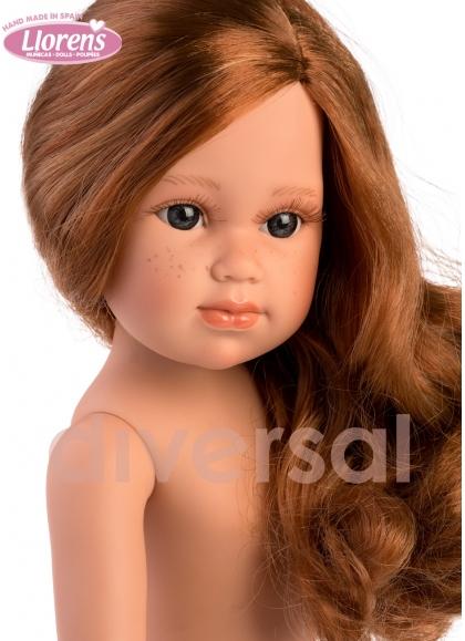 Kayla Edición Especial 42 cm Muñecas sin ropa Llorens Sin ropa 04203