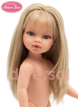 Emily Blonde With Bangs 33 cm Special Edition