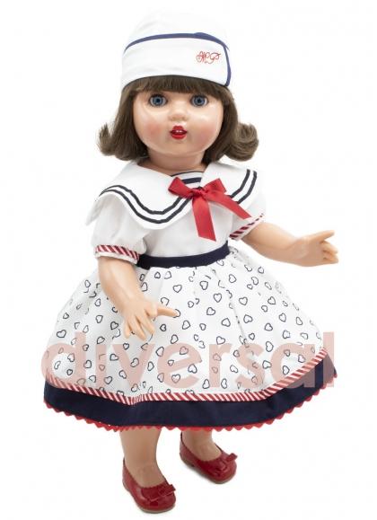 Марикита Перес с матросским комплектом