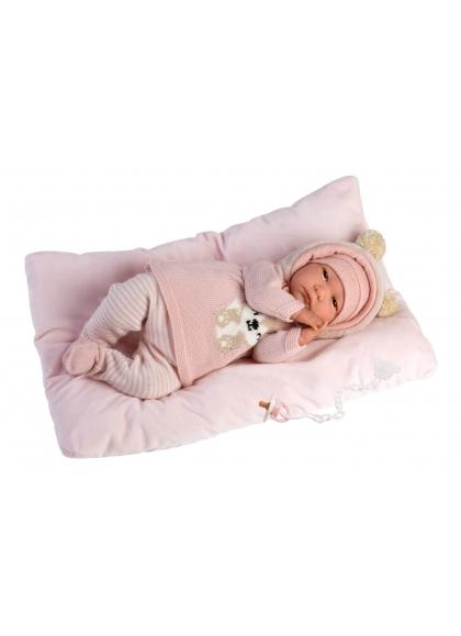 Reborn безволосый розовый 42 см