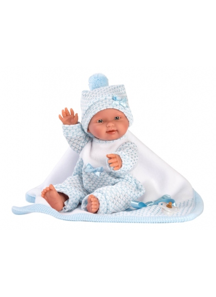 Детские с одеялом 26 см