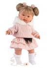 Alexandra Llorona Rosa 42 Cm Llorens Dolls Los llorones 42274
