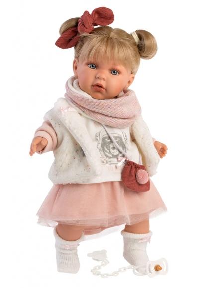 Julia Llorona 42 Cm Llorens Dolls Los llorones 42402
