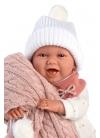 Mimi Smile With Blanket 42 Cm
