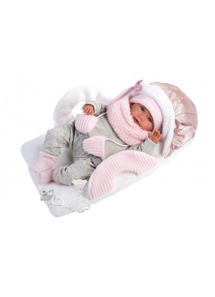 Porte-bébé Mimi Llorona 42 Cm