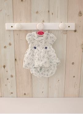 Vestido Estampado - Ropa para muñecas de 42 cm