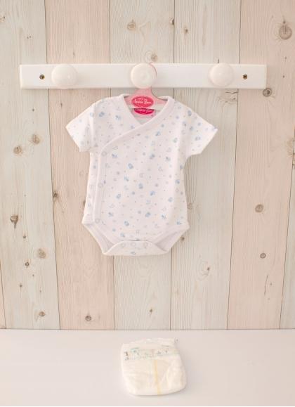 Reborn White Body Print 40-42 cm