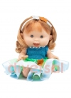 Pepote Redhead Blue and Green Set 26 cm