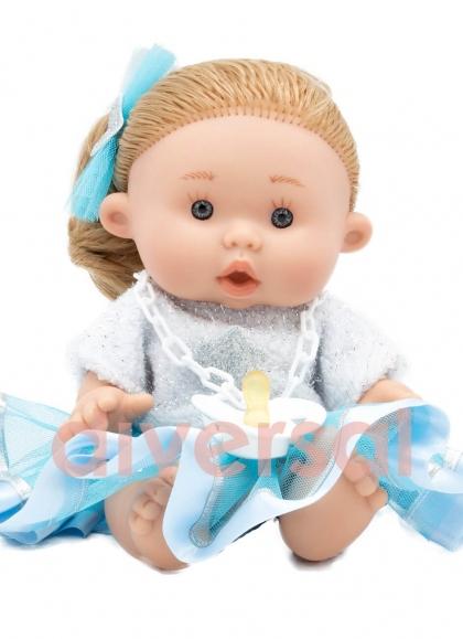 Pepote Blonde Blue Set 26 cm