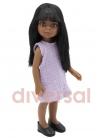 Nora Mit Weißem Kleid 32 cm Poala Reina