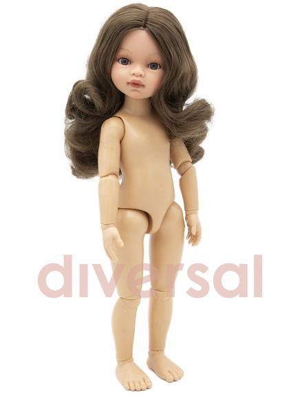 Emily Articulated French Hair 32 cm