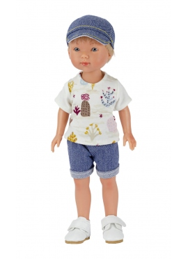 Nylo With And Jeans Pants and Cactus T-shirt 28 cm