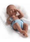 Muñecas Berenguer Boutique la Newborn LA NEWBORN, NIÑO RECIEN NACIDO CON PUCHEROS,NIÑO 36 CM