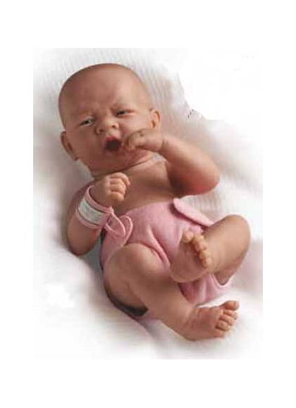 Muñecas Berenguer Boutique la Newborn LA NEWBORN, RECIEN NACIDO, NIÑA, EUROPEA 36 CM