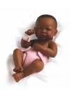 Muñecas Berenguer Boutique la Newborn LA NEWBORN, RECIEN NACIDO, NIÑA, AFROAMERICANA 36 CM