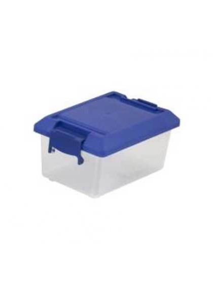 Plastic container 0.4 L 12x6x8 cm