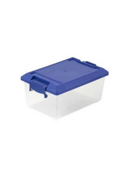 Пластиковые контейнеры 1 л 16x7,5x10,5 см