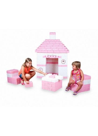 Blöcke von Riesigen Sweet Home 384 Stück