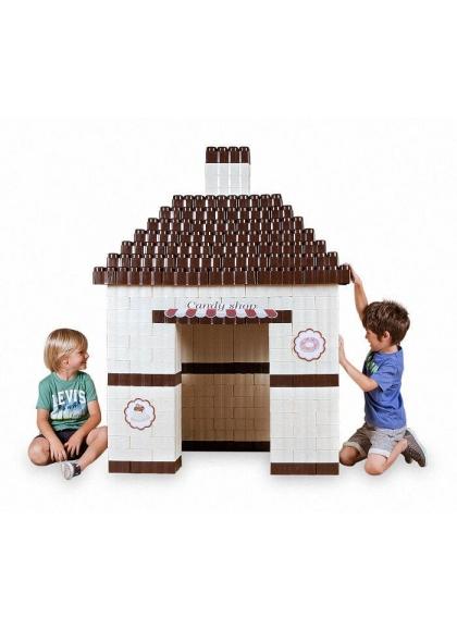 I blocchi Giganti Candy Shop 384 pezzo