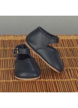 Merceditas Shoes Dark Blue