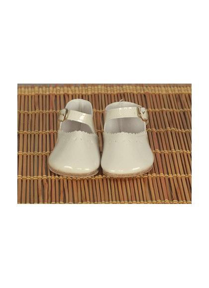 Chaussures Merceditas Beig