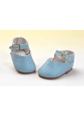Shoes Merceditas Celeste