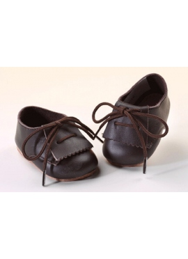 LOAFERS LEATHER BROWN