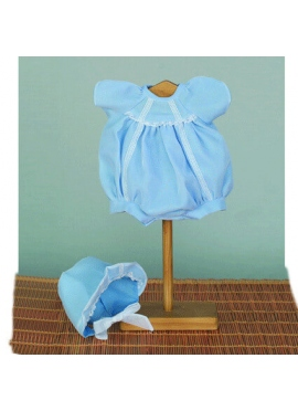 WEAK ORGANZA BLUE
