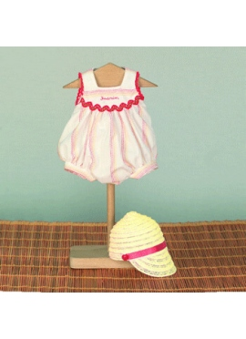SET PICHI BEACH HAT