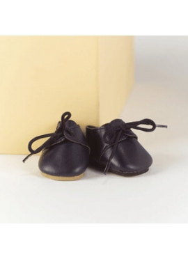 Chaussures De Dentelle Marine