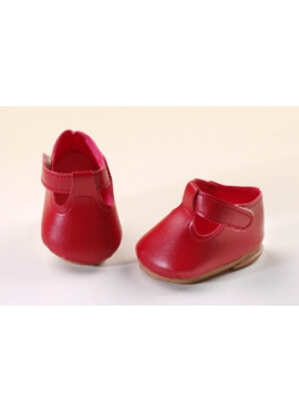 Shoes Velcro Red