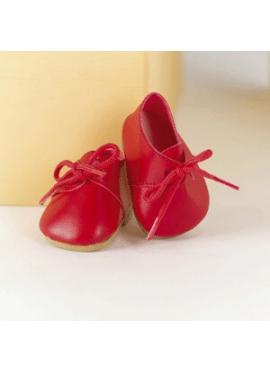 Rote Spitze Schuhe
