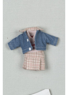 MINI SET WITH DENIM JACKET