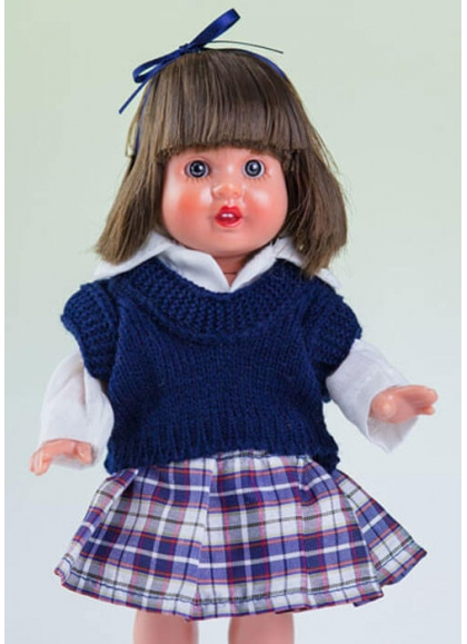 Mini-Set Schoolgirl