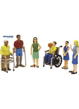 Figuras Discapacidades